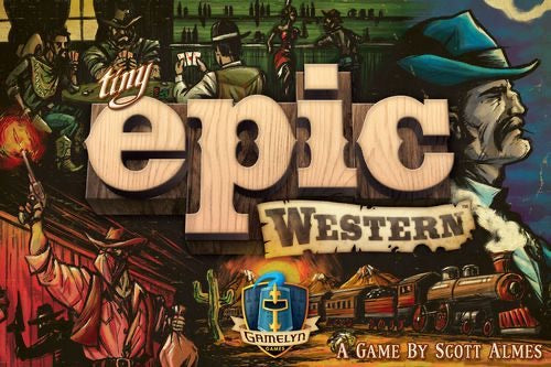 TINY EPIC WESTERNS