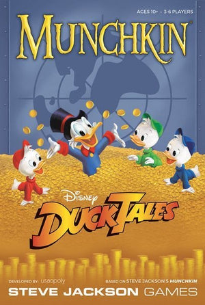Load image into Gallery viewer, MUNCHKIN: DISNEY DUCKTALES