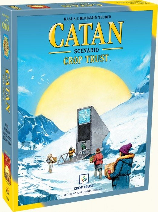 Load image into Gallery viewer, CATAN: SCENARIO CROP TRUST
