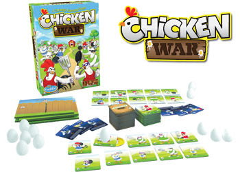 CHICKEN WAR