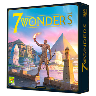 7 WONDERS REFRESH