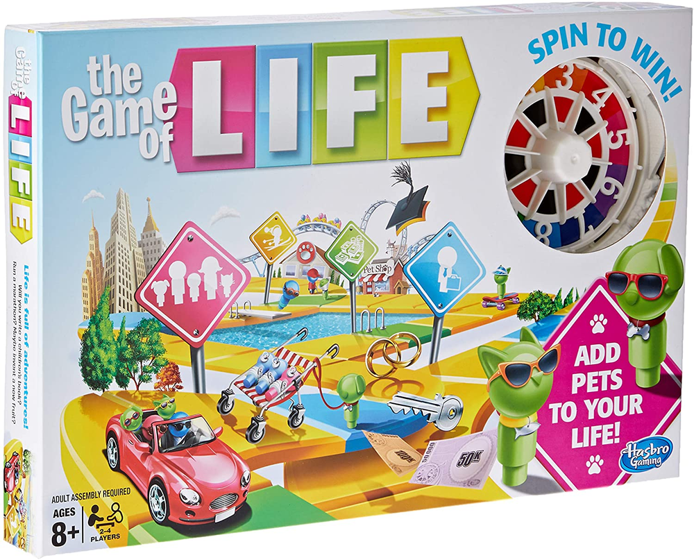 GAME OF LIFE - PETS