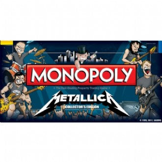Load image into Gallery viewer, MONOPOLY: METALLICA