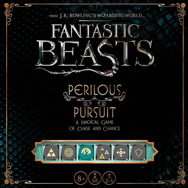 Load image into Gallery viewer, FANTASTIC BEASTS: PERILOUS PURSUIT