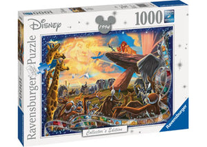 Load image into Gallery viewer, RAVENSBURGER PUZZLE DISNEY MOMENTS 1994 -  THE LION KING