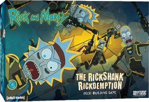 RICK AND MORTY - THE RICKSHANK RICKDEMPTION GAME