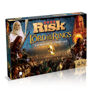 RISK - LORD OF THE RINGS