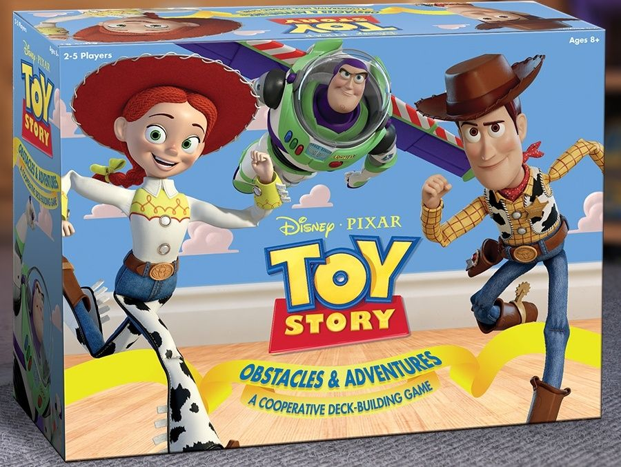 TOY STORY OBSTACLES AND ADVENTURES BATTLE BOX