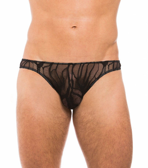 Fizzy Micro Brief Black