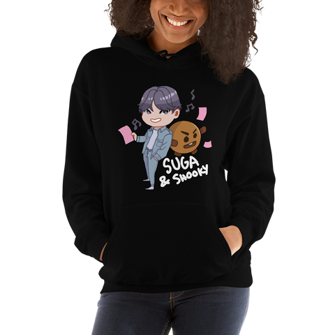 SUGA x SHOOKY Hooded Sweatshirt