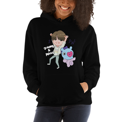 J-HOPE x MANG Hooded Sweatshirt