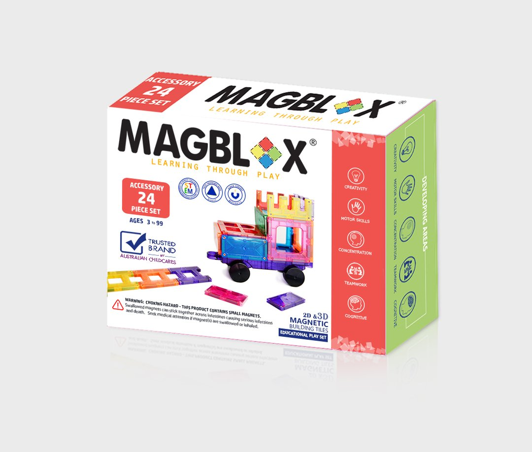 MAGBLOX // 24 Piece Set