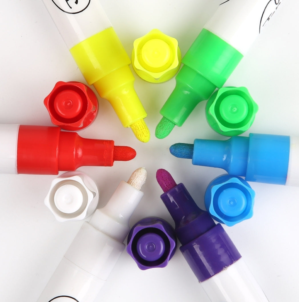 Chalk Markers (6 pack)