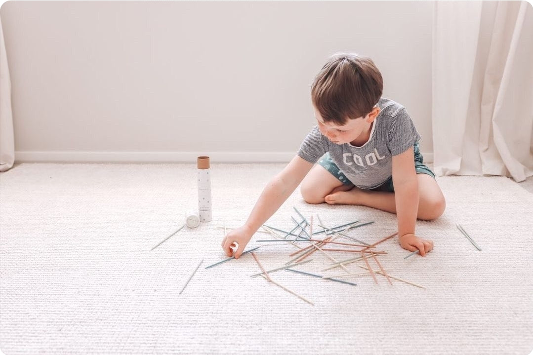 Pick up Sticks // Mindful & Co.