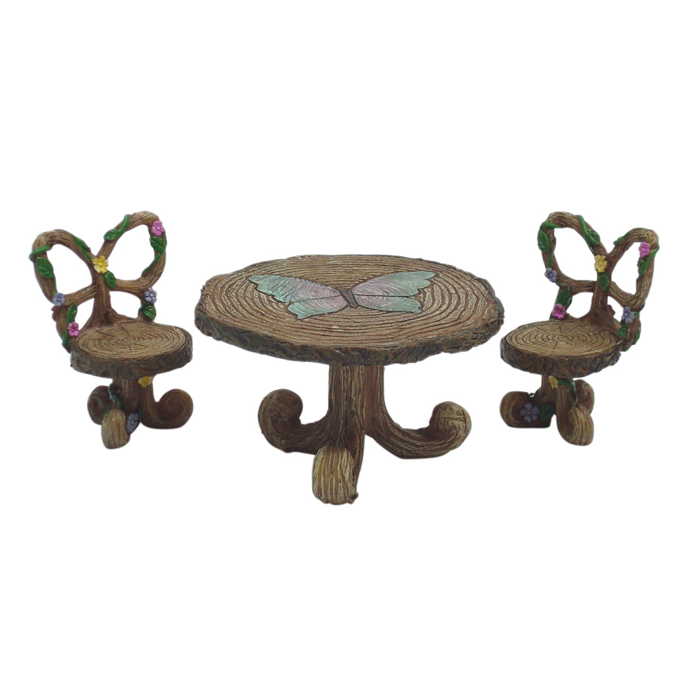 Butterfly Bistro Set (3)