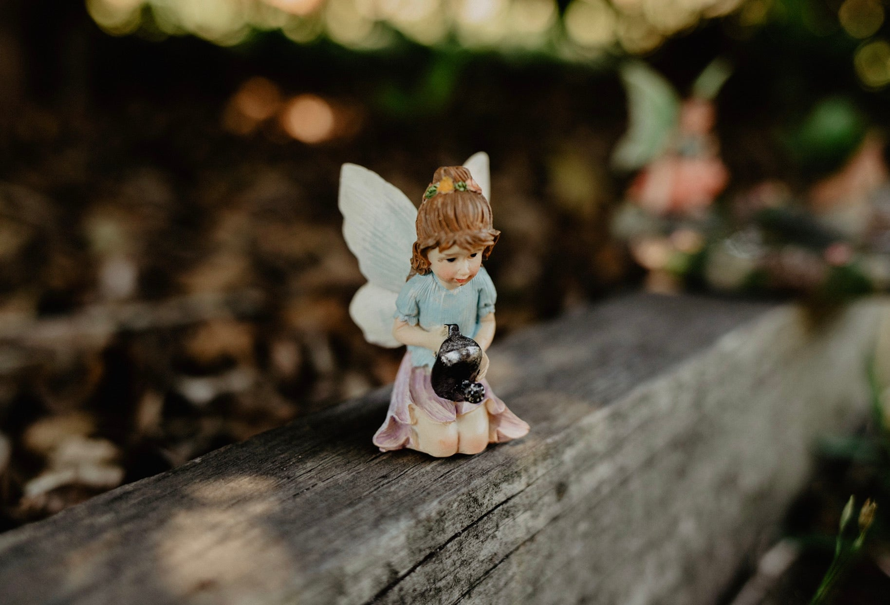 Enchanted Garden Fairy