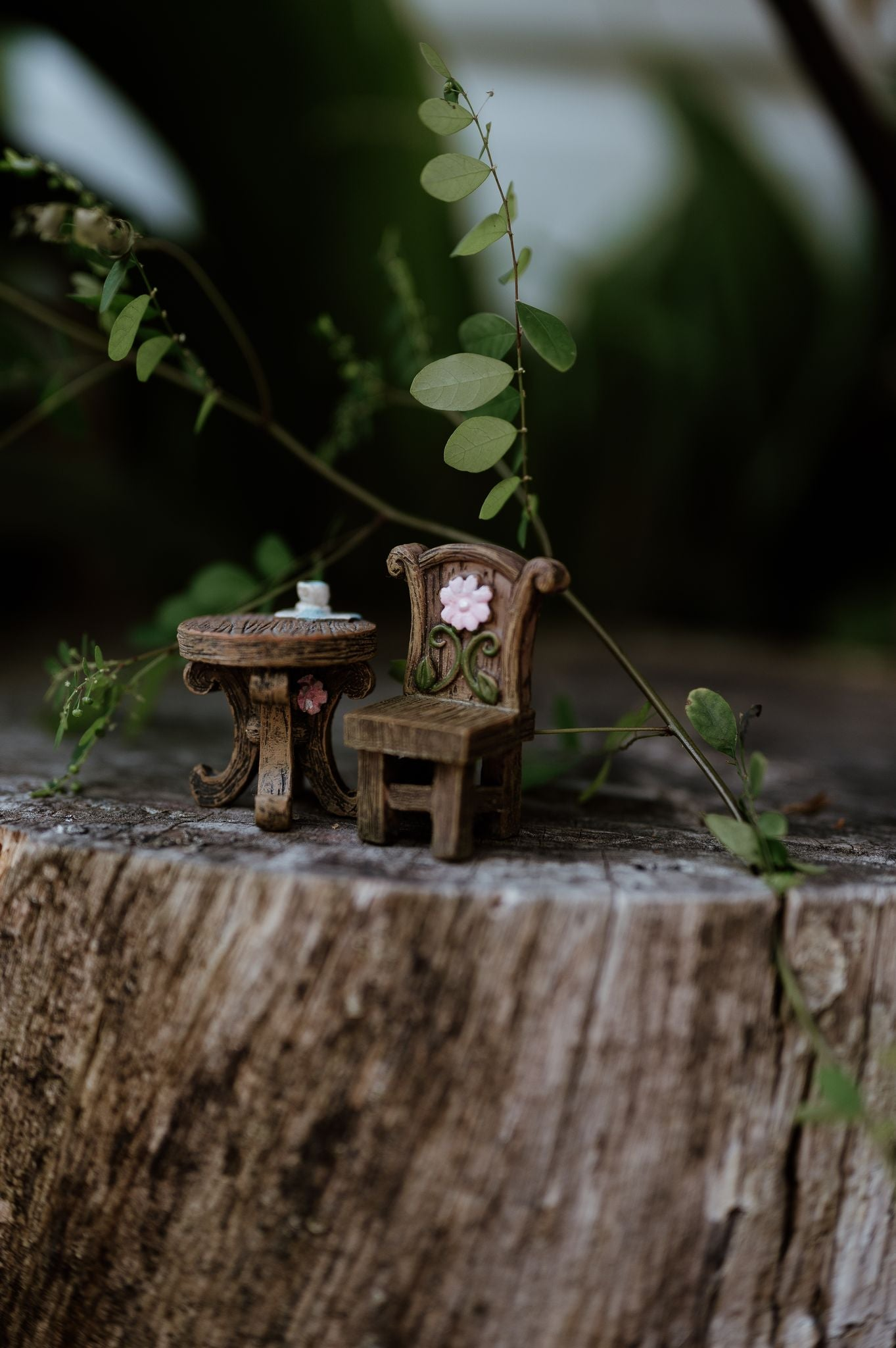 Mini Fairy Table & Chair
