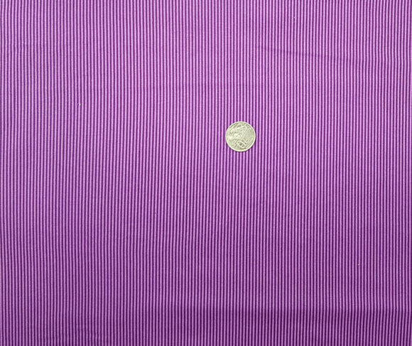 Stripe, purple, small