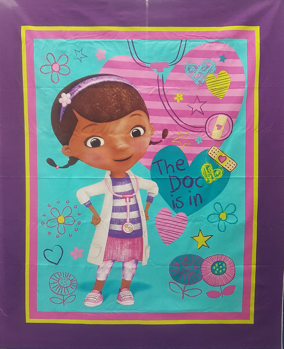 Doc McStuffins - The Doc Is In
