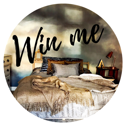 Competition time! Your chance to win one of our best-selling wall murals!