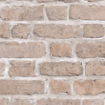 Duke Street realistic brick wallpaper by Woodchip & Magnolia