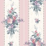 Pavilion Gardens In Pink Wallpaper