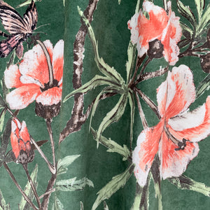 Zen Botanical Green Velvet By Woodchip & Magnolia