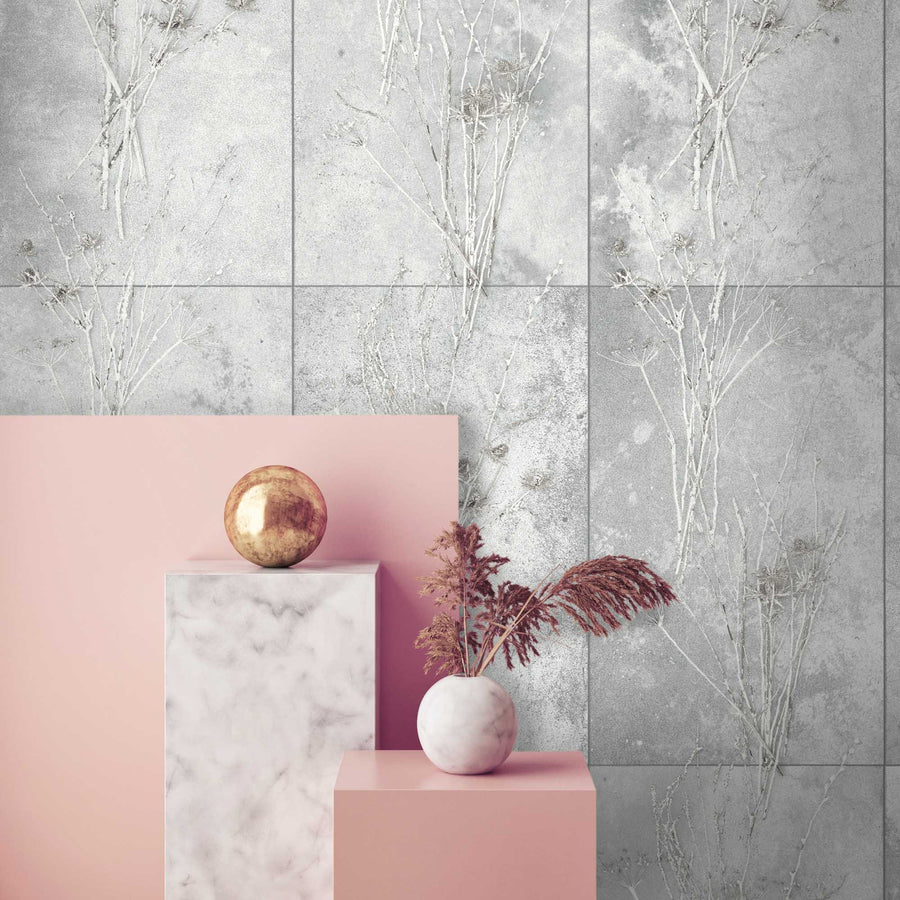 Meraki Concrete Wallpaper