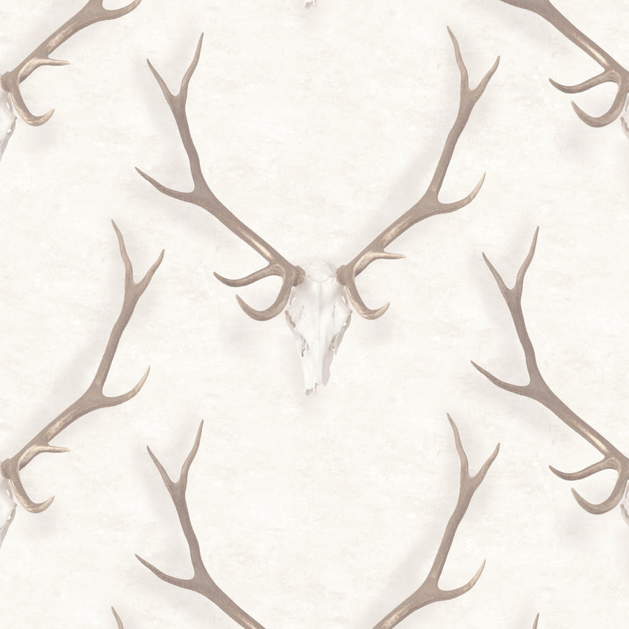 George The Stag Wallpaper No Crown