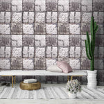 Tin Tile Wallpaper
