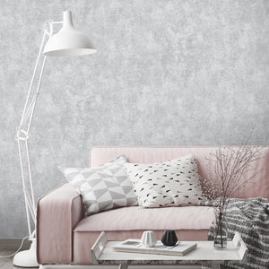 Concrete Texture Effect Wallpaper By Woodchip & Magnolia