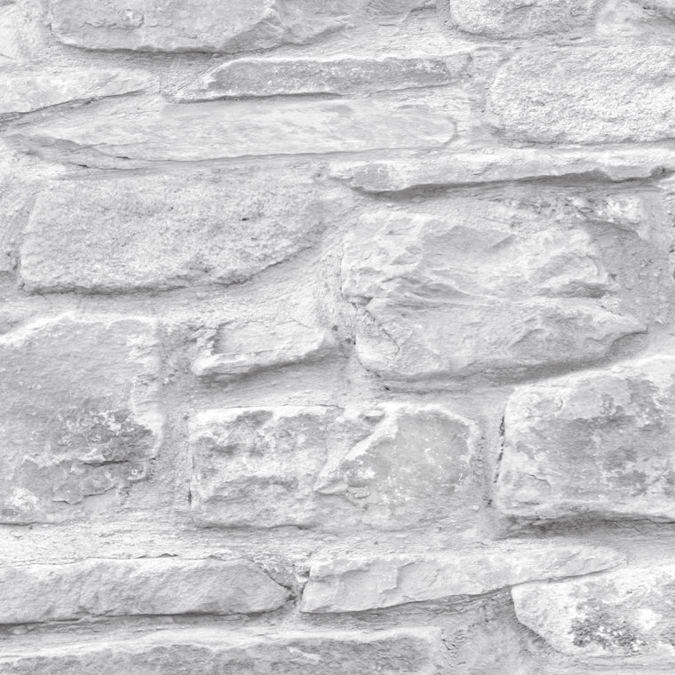 Rustic Rural Stone Wallpaper By Woodchip & Magnolia