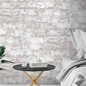 Urban Brick Wallpaper By Woodchip & Magnolia