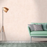 Concrete Blush Wallpaper