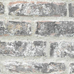 Canal Street Brick Wallpaper By Woodchip & Magnolia