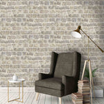 Cheetham Hill Brick Effect Wallpaper