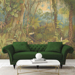 Tropical Paradise Jungle Wallpaper Mural