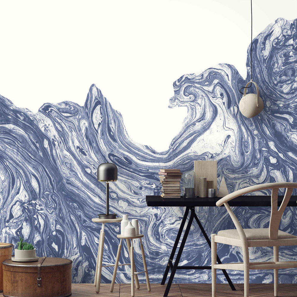 High Tide Wallpaper Mural