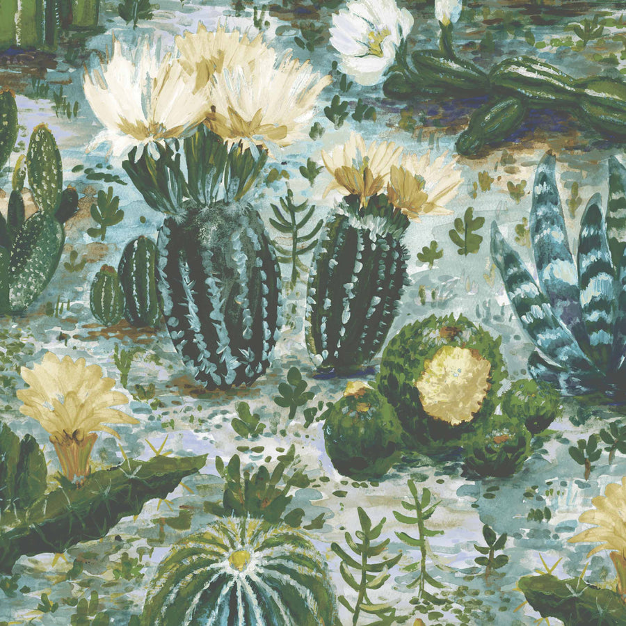 Cacti in Green by Woodchip & Magnolia