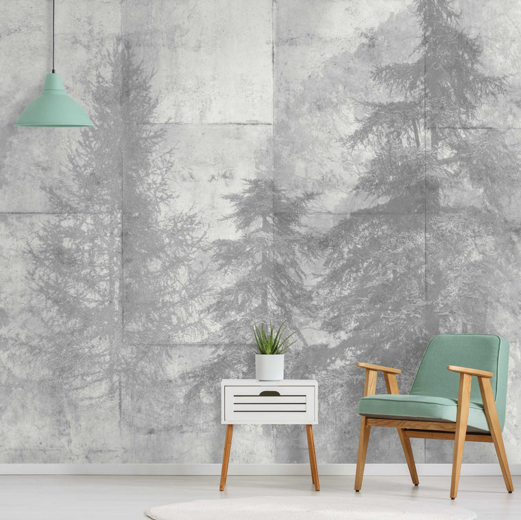 Entwistle Slate Wallpaper Wall Mural