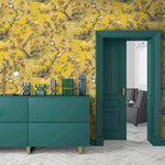 Rivington in Yellow Wallpaper