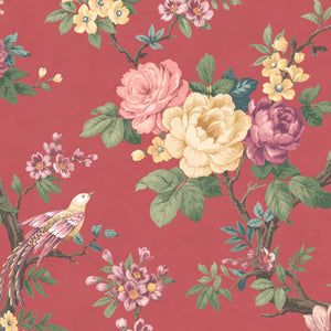 Dawn Chorus in Rouge Red Velvet By Woodchip & Magnolia