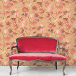 Va Va Frome Festival Red Leaf Wallpaper