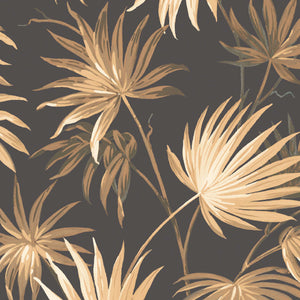 Va Va Frome Festival Noir Black Wallpaper By Woodchip & Magnolia