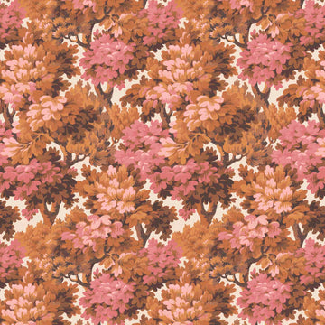 Broadhead Forest Russett Wallpaper