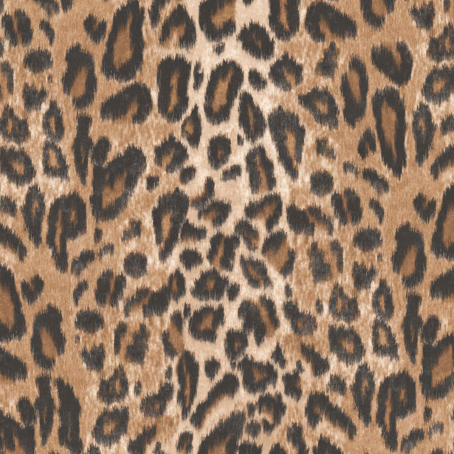 Rapture in True Leopard Wallpaper