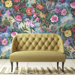 Fantasy Garden Wallpaper Mural