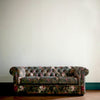 Ava 4 Seater Velvet Chesterfield Sofa