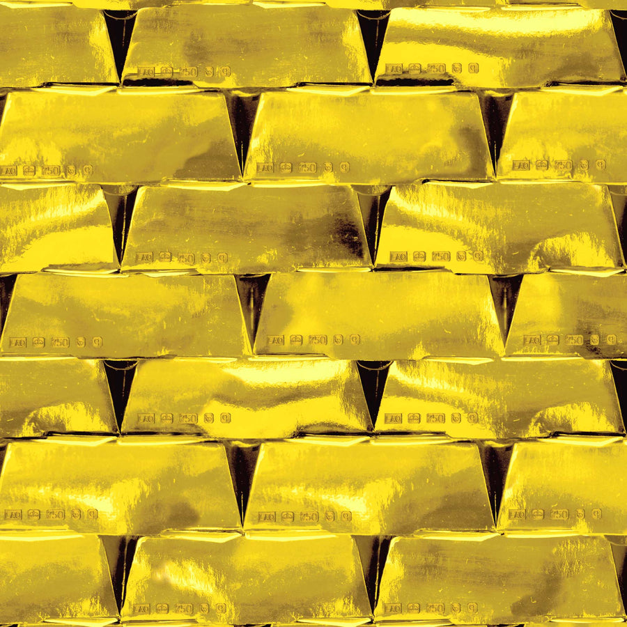Heist Gold Bar Wallpaper