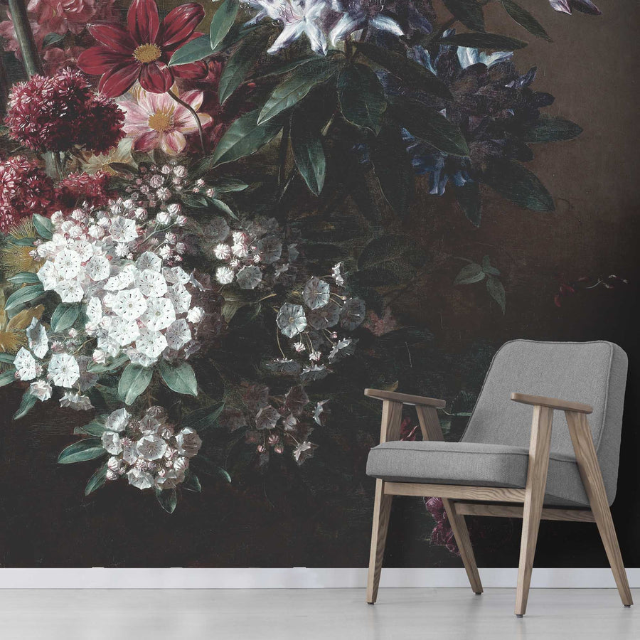 Bouquet Wall Mural